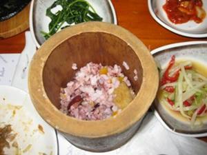 チョンサチョロン/韓定食14