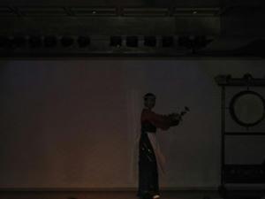 チョンサチョロン/古典舞踊2
