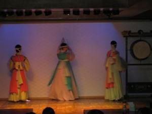 チョンサチョロン/古典舞踊6
