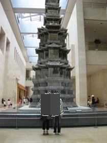 韓国旅行 ソウル2日目 国立中央博物館