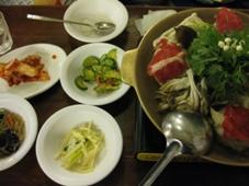 韓国旅行 ソウル3日目(昼) 仁寺洞(インサドン) 寺洞麺屋(サドンミョノッ) マンドゥチョンゴル 2