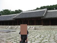 韓国旅行 ソウル3日目 宗廟(チョンミョ)修正済