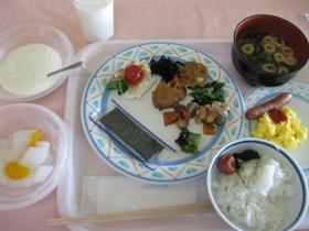 南紀 3日目 南紀串本温泉 「浦島ハーバーホテル ハーバーイン」 朝食バイキング