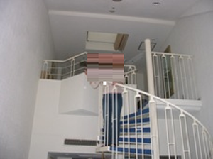 「サンマリーナホテル」メゾネットタイプ・ジュニアスイートルーム