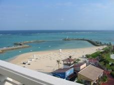4日目 沖縄旅行 サンマリーナホテル