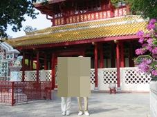 2日目 タイ・バンコク旅行 バンパイン宮殿