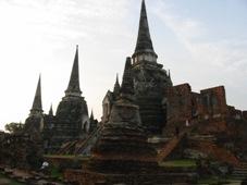 2日目 タイ・バンコク旅行 【世界遺産】アユタヤ遺跡