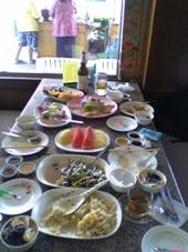 3日目 タイ・バンコク旅行 昼食:タイ風中華料理