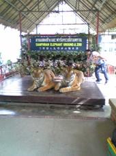 コピー ~ 3日目 タイ・バンコク旅行 サンプラーン・エレファント動物園
