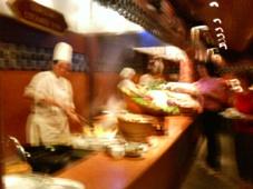 3日目 タイ・バンコク旅行 夕食:レストラン「タイランド・トゥナイト」