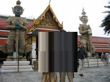 4日目 タイ・バンコク旅行 王宮