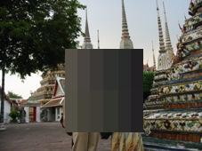 4日目 タイ・バンコク旅行 暁の寺院