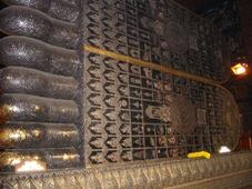 4日目 タイ・バンコク旅行 涅槃仏寺院