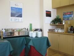 カフェ「テラス・デ・セゾン」