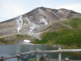 旭岳ロープウェイ 31 姿見展望台