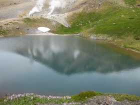 旭岳ロープウェイ 33 姿見の池