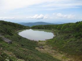 旭岳ロープウェイ 満月沼