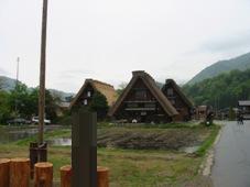 【世界文化遺産】萩町合掌造り集落・白川郷