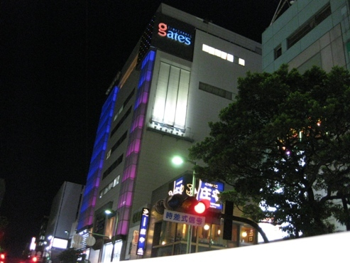 福岡オープントップバス「福岡きらめき夜景コース」1