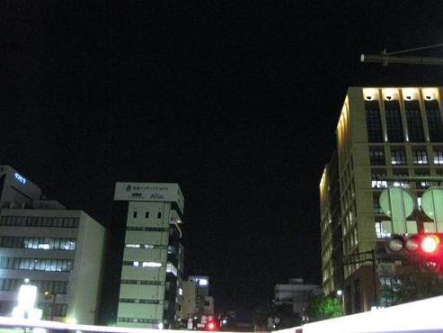 福岡オープントップバス「福岡きらめき夜景コース」2