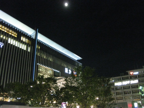 福岡オープントップバス「福岡きらめき夜景コース」5