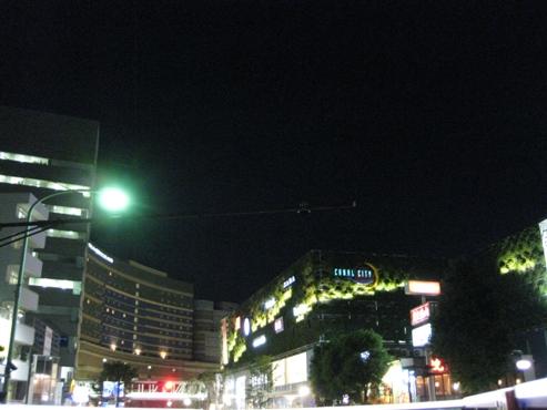 福岡オープントップバス「福岡きらめき夜景コース」6
