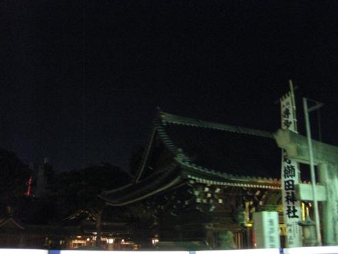 福岡オープントップバス「福岡きらめき夜景コース」7