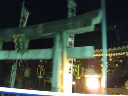福岡オープントップバス「福岡きらめき夜景コース」8