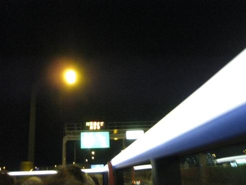 福岡オープントップバス「福岡きらめき夜景コース」10