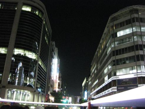 福岡オープントップバス「福岡きらめき夜景コース」18