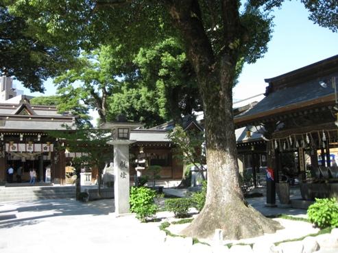 福岡 博多「櫛田神社」