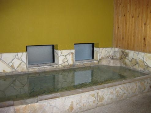 湯布院温泉 ゆふいん泰葉 小浴場