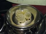 2013.01 支笏湖 レイクサイドヴィラ翠明閣 夕食 フレンチ 支笏湖コース 7 バター