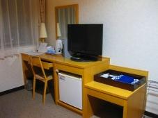 17稚内 ホテルおかべ汐彩亭 4客室ツインルーム