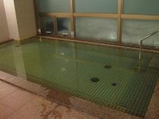 31稚内 ホテルおかべ汐彩亭 浴場 湯船