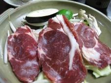 165豊富温泉 ニュー温泉閣ホテル 夕食