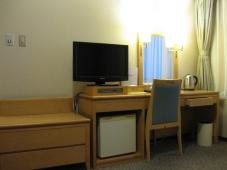 稚内温泉 稚内グランドホテル 客室ツインルーム