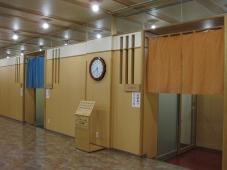稚内温泉 稚内グランドホテル 浴場入口