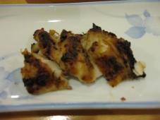 稚内温泉 稚内グランドホテル 夕食 鱈の醤油麹焼き