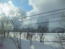 発掘「てっぺん 宗谷探検隊」稚内→札幌 列車の窓から見た風景