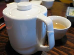 暖龍/暖龍セット 980円 烏龍茶(ホット)