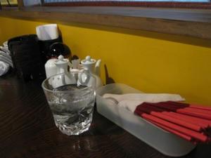 暖龍/店内 テーブル