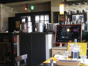 イタリアンレストラン イル・フィオーレ/店内