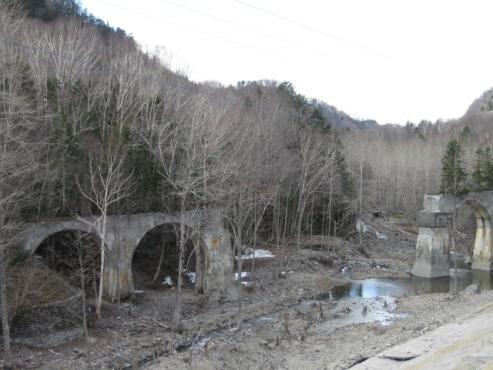 東大雪アーチ橋 第四音更川橋梁