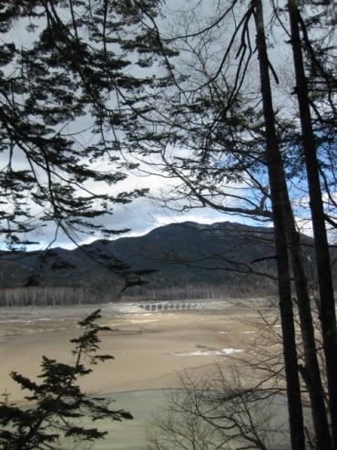 東大雪アーチ橋 タウシュベツ川橋梁