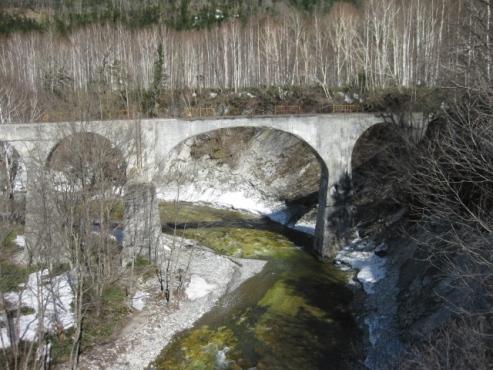 東大雪アーチ橋 第五音更川橋梁