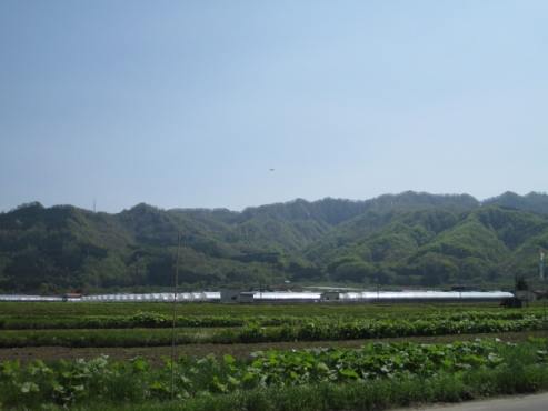 2013.05 濁川温泉郷の風景