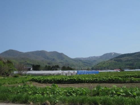 2013.05. 濁川温泉郷の風景