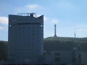 全日空ホテル、百年記念塔