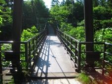 姫沼 思い出橋